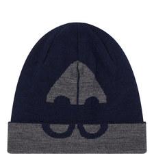 Logo Knitted Beanie Hat