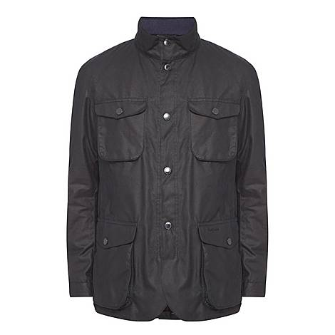Ogston Waxed Jacket, ${color}