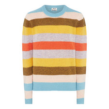 Kai Block Stripe Sweater