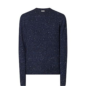 Pilled Melange Sweater