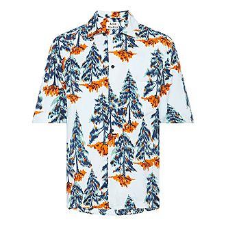 Simon Pine Tree Shirt