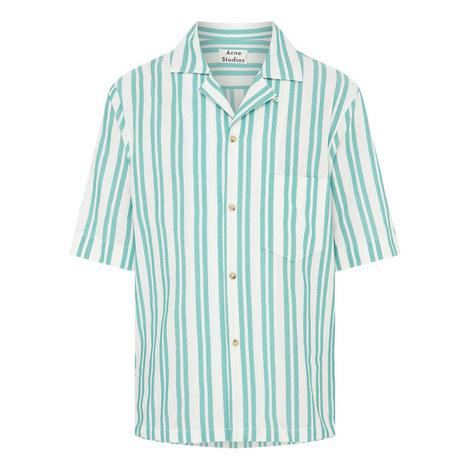 Simon Stripe Shirt, ${color}
