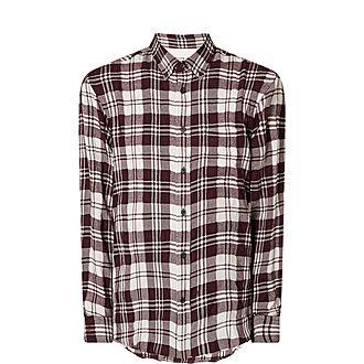 Sarkis Checked Shirt