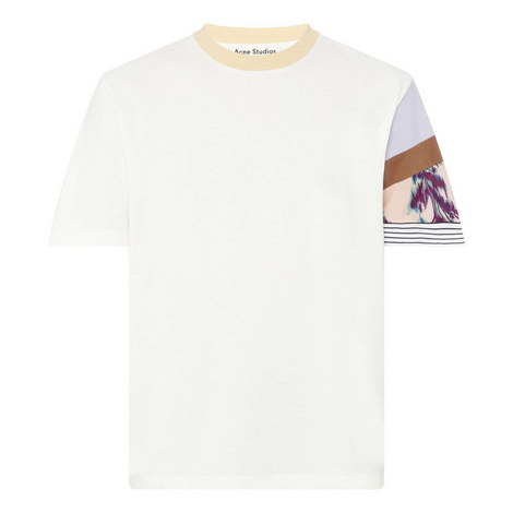 Eli Print Sleeve T-Shirt, ${color}