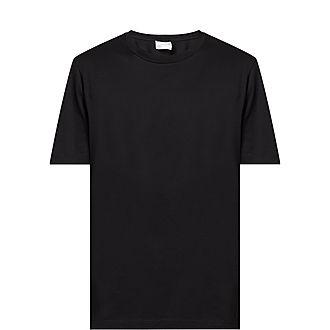 Slim Fit Label T-Shirt