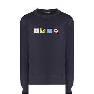 Faircrow Crew Neck Sweatshirt