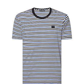 Nash Face Striped T-Shirt