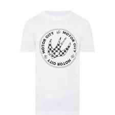 Motor City Print T-Shirt
