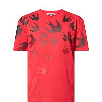 Fade Swallow T-shirt