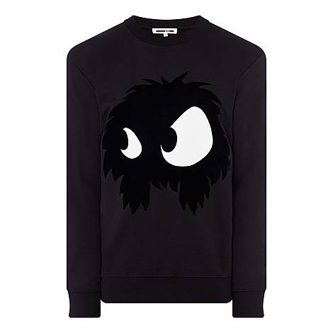 Mad Chester Monster Sweatshirt, ${color}