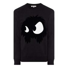 Mad Chester Monster Sweatshirt