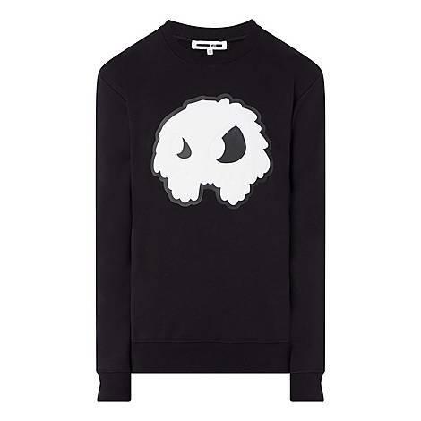 Monster Crew Neck Sweatshirt, ${color}