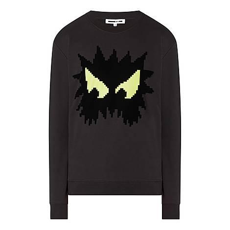 Neon Original Monster Sweatshirt, ${color}