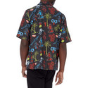 Hula Dance Bowling Shirt, ${color}