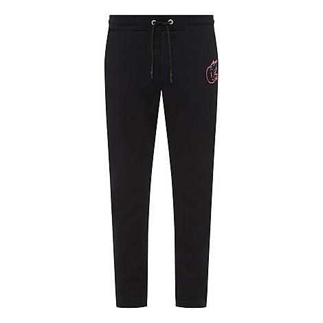 Fan Club Badge Sweatpants, ${color}