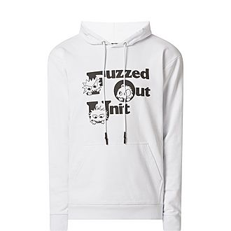 Fuzzed Out Unit Hoodie