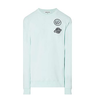 Swallow Logo Crew Neck Sweatshirt