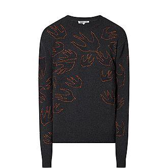 Swallow Knit Sweater