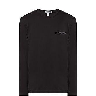 Chest Logo Long Sleeve T-shirt
