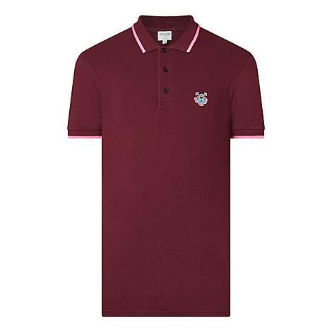 Tiger Tip Polo Shirt, ${color}