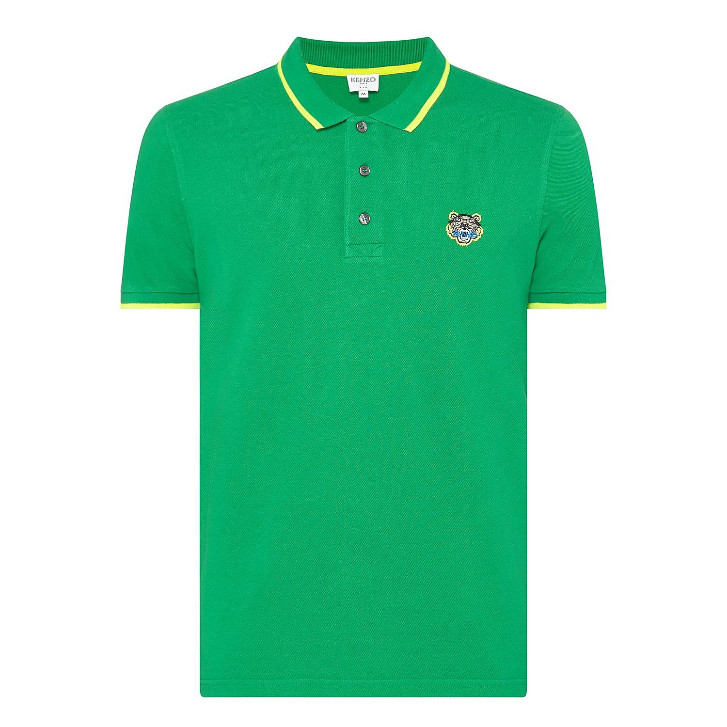 e65455ba8 ... Tiger Logo Polo Shirt, ${color}