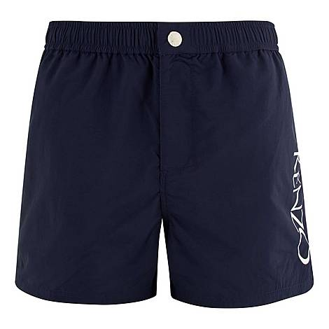 Logo Swim Shorts, ${color}