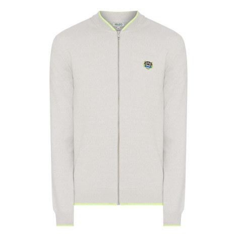 Tiger Appliqué Sweatshirt, ${color}