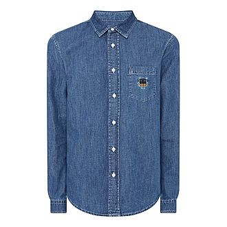 Regular Denim Shirt