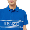 Sports Stripe Polo Shirt, ${color}