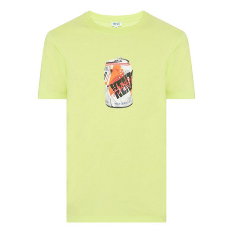 Can Print T-Shirt, ${color}