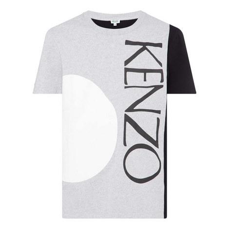 Colour Block Logo T-Shirt, ${color}