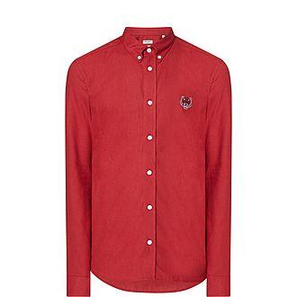 Tiger Oxford Shirt
