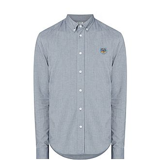 Tiger Oxford Shirt