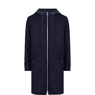 Hooded Overcoat