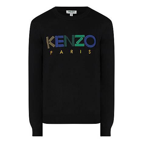 Logo Crewneck Sweater, ${color}