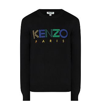 Logo Crewneck Sweater