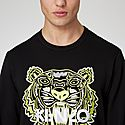 Neon Tiger Sweatshirt, ${color}