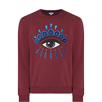 Eye Logo Sweatshirt