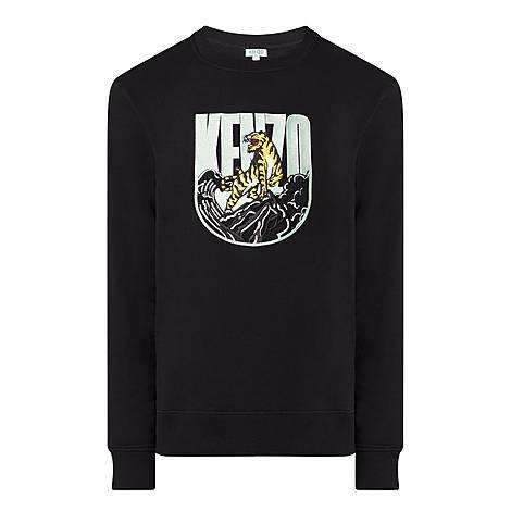 Mountain Logo Sweatshirt, ${color}