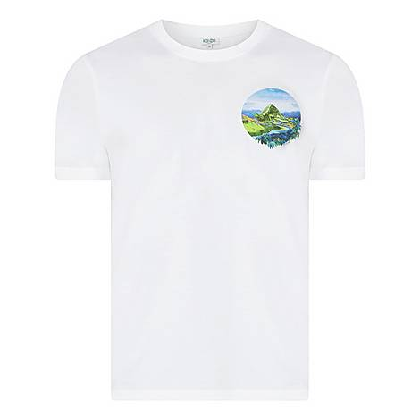 Landscape Logo T-Shirt, ${color}