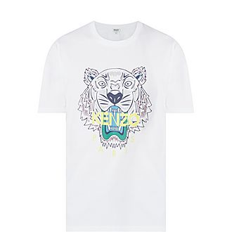 Tiger Head Logo T-shirt