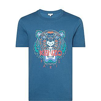 Holiday Tiger T-Shirt