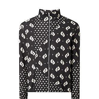 Ikat Blouson Jacket