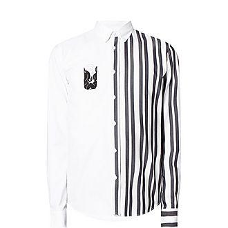 Half-Stripe Shirt