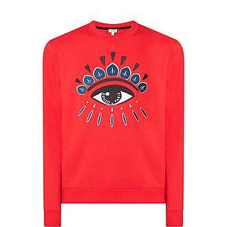Eye Logo Sweatshirt
