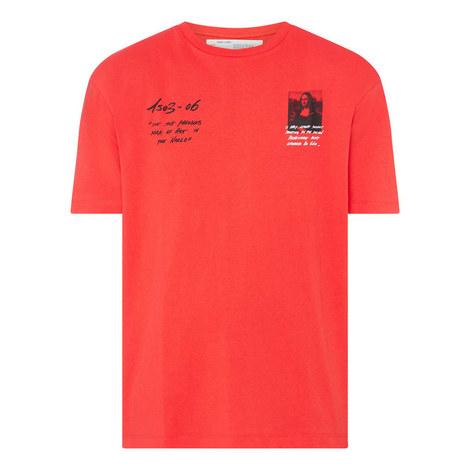 Mona Lisa T-Shirt, ${color}
