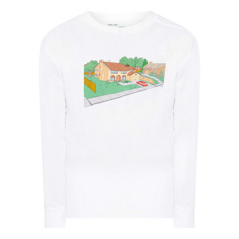 Simpson House T-Shirt, ${color}