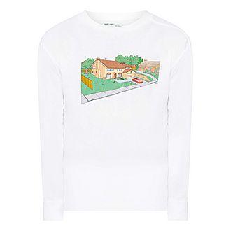 d3a46173738332 Simpson House T-Shirt
