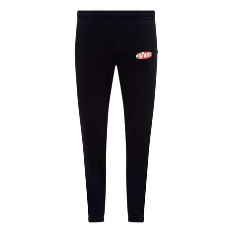 Split Logo Slim Sweatpants, ${color}