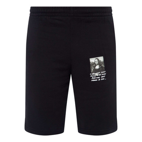 Monalisa Sweat Shorts, ${color}